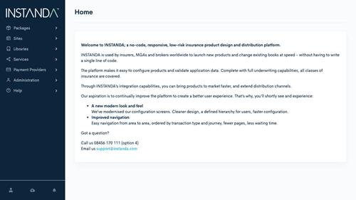 INSTANDA's No-Code Platform: Insurance Software Demo