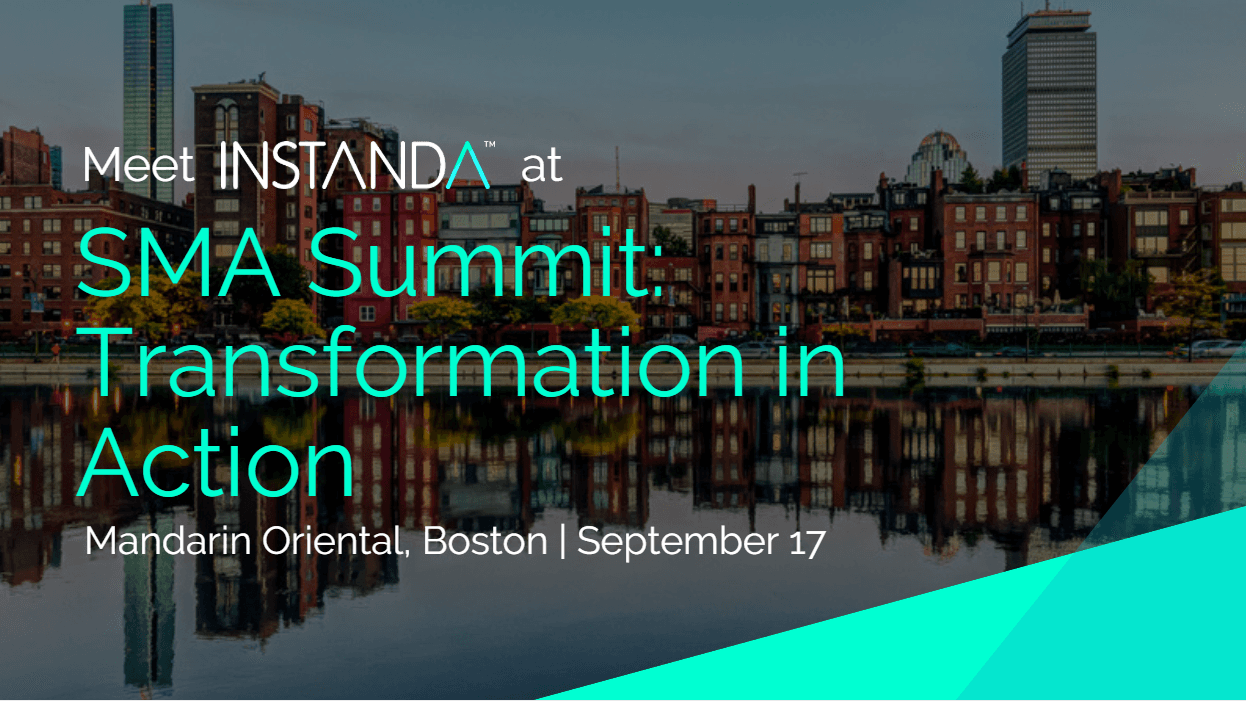 Meet INSTANDA at SMA Summit