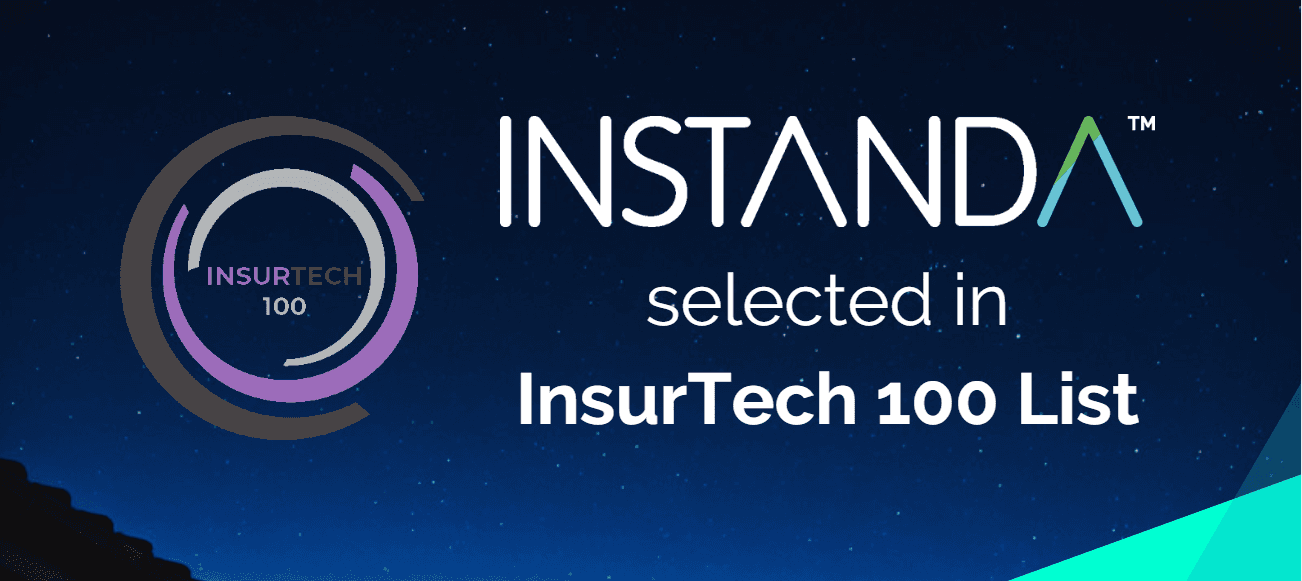 INSTANDA selected for InsurTech 100 list