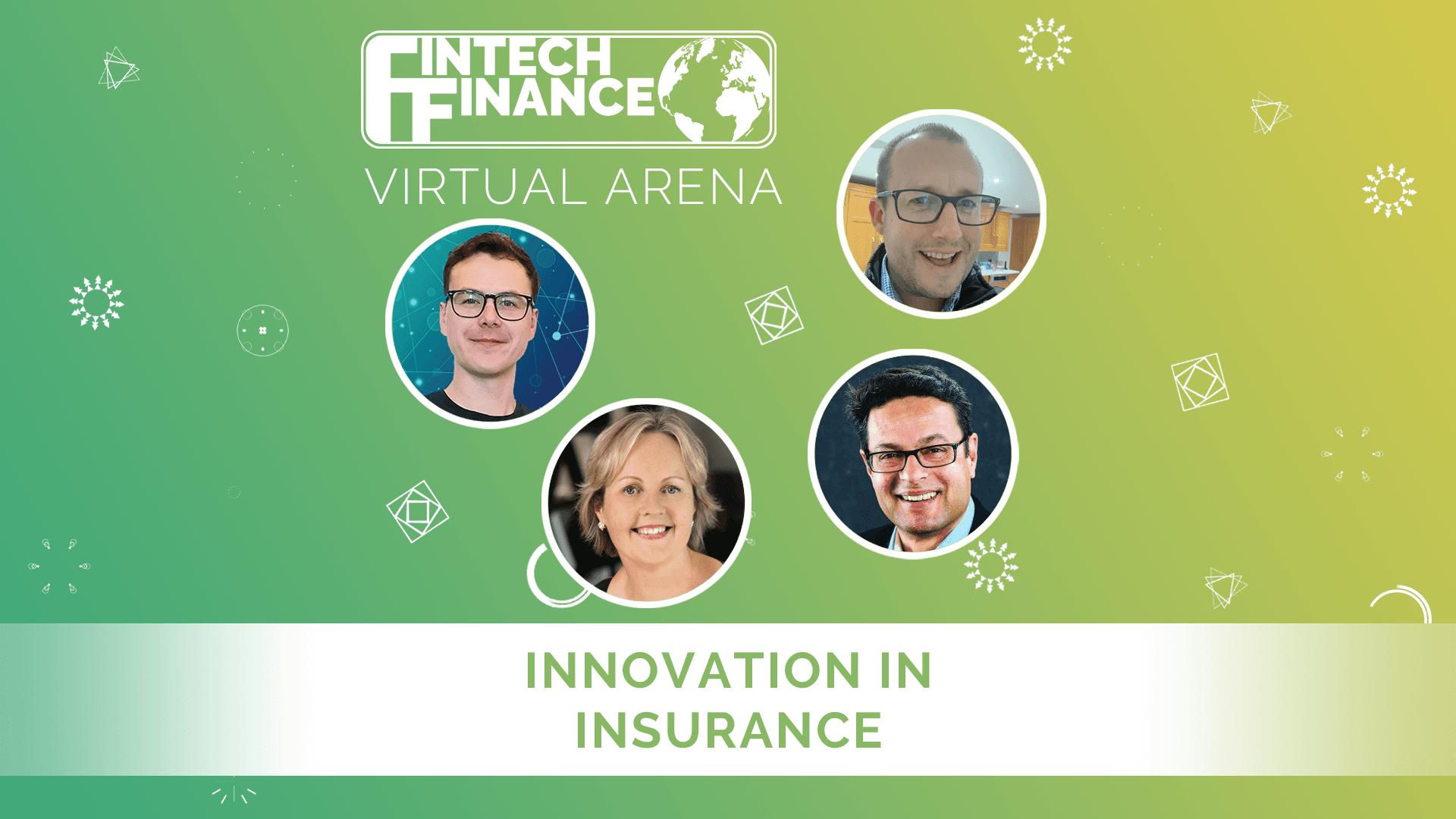 Fintech Finance Virtual Arena: Innovation in Insurance