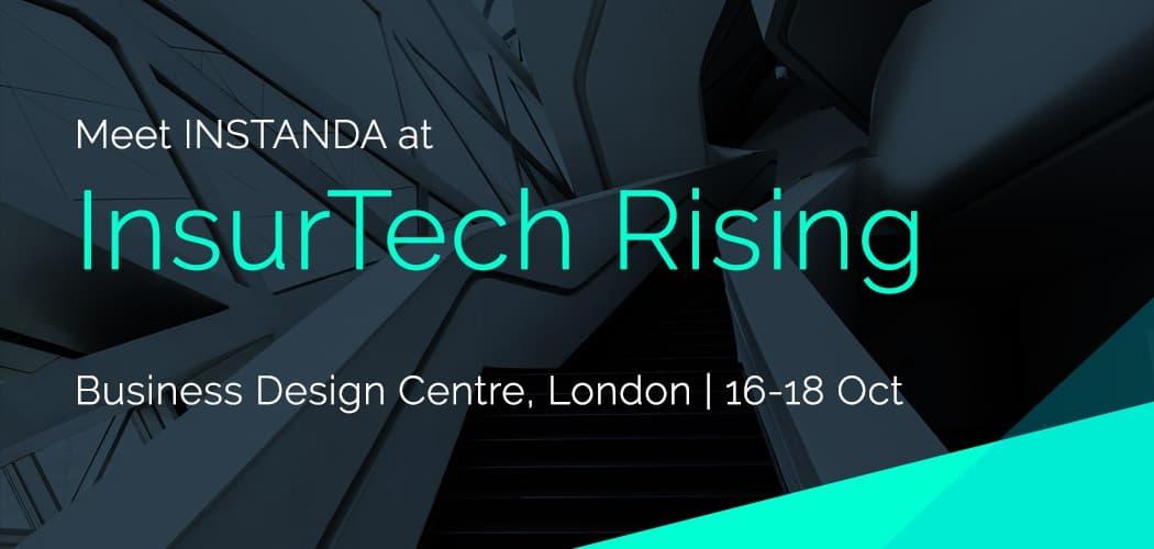 INSTANDA at InsurTech Rising 2017