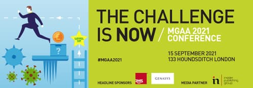 The Challenge is Now – MGAA Conference 2021