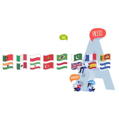 Celebrating the diverse range of language, Part One