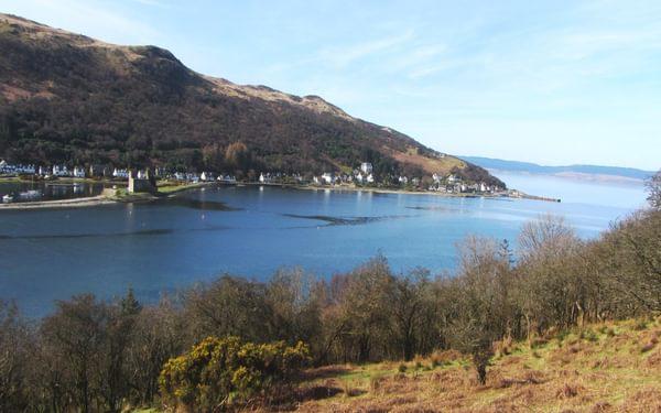 Walk 1 - Leaving Lochranza