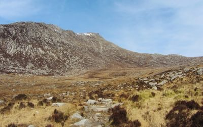 Walk 3 - The Path Up Goat Fell