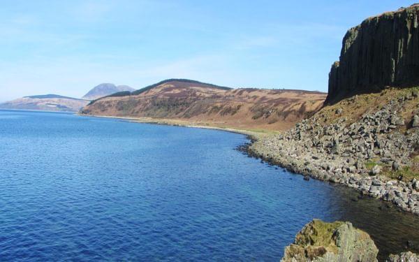 Walk 4 - Cliffs At Drumadoon Point