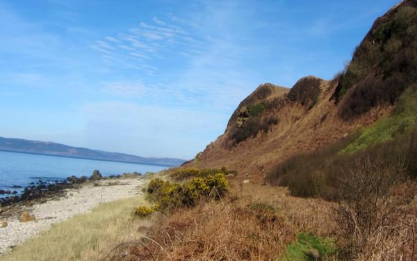 Walk 4 - Coastal Footpath Near The Kings Cave