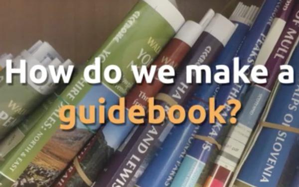 How Do We Make A Guidebook