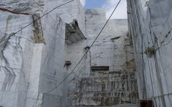 2 The Marble Quarries Inside The Mountains