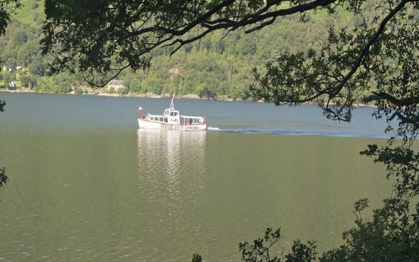 The Cruise Loch Lomond Waterbus
