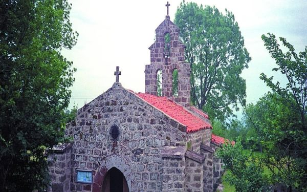 Chapelle Saint Roch Montbonnet