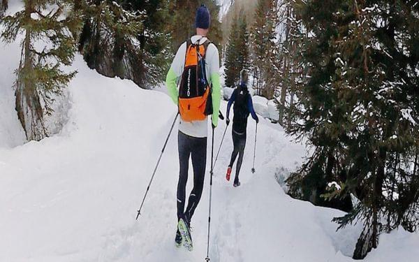 Running In The Lower Berard Valley