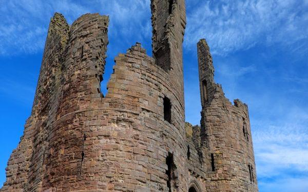 13 Dunstanburgh Castle