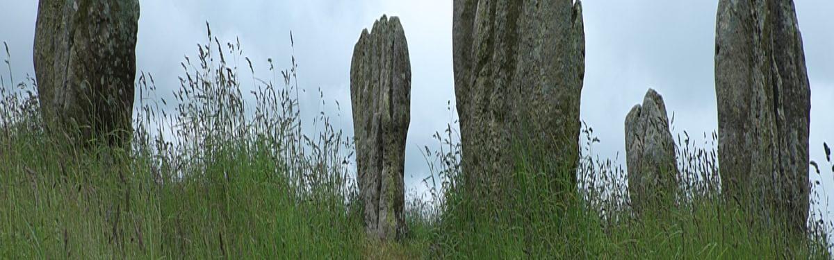 1 Duddo Stone Circle