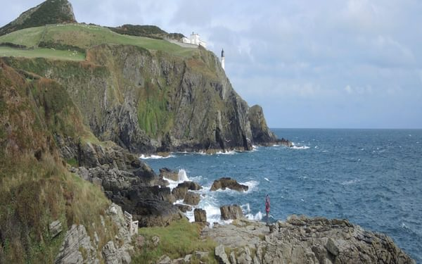 12 Maughold Head And Dhymane Bay A Favourite Spot For Seals