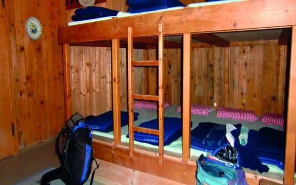Another type of sleeping area