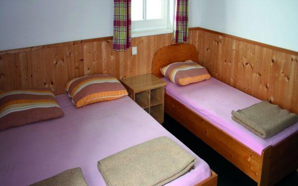 A type of sleeping area