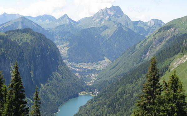 7  Lac De Montriond