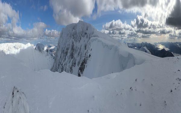 Ben Nevis In Winter