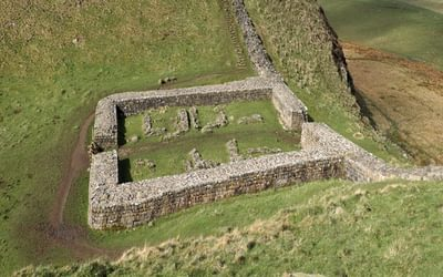 6 Milecastle On Hadrian's Wall