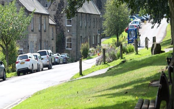 9 Rothbury Is A Good Base For Exploring Both The Cheviot Hills And The Coast