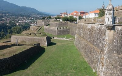 Central Camino: Valenca's Fort