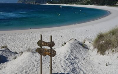 Coastal Camino: Stunning Beaches On The Cies Islands, A Ferry Ride From Baiona Or Vigo