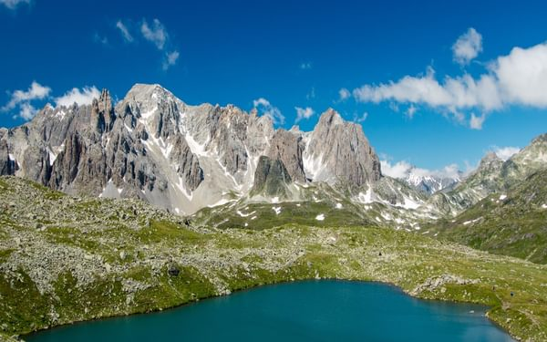 Lac Rond Is One Of The Clarée Valleys Many High Altitude Lakes
