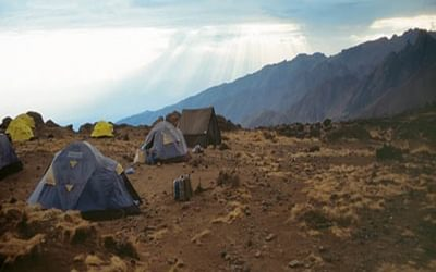 077 Shira Camp On The Shira Plateau