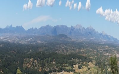 The entire Serra de Tramuntana is a designated World Heritage Site