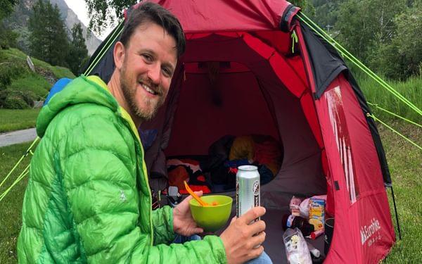 Camping in Tasch