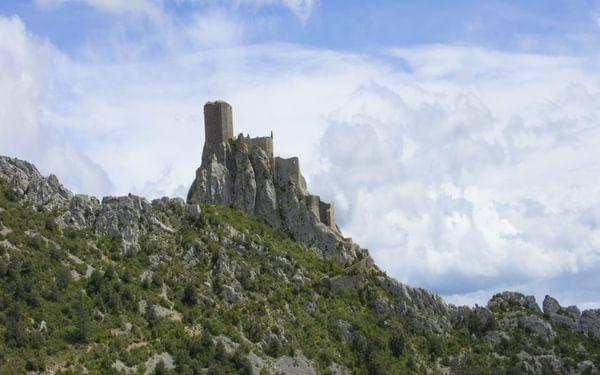 Quéribus Castle