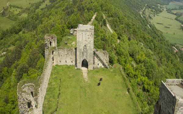 Puivert Castle