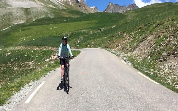 Descent from Bonnette