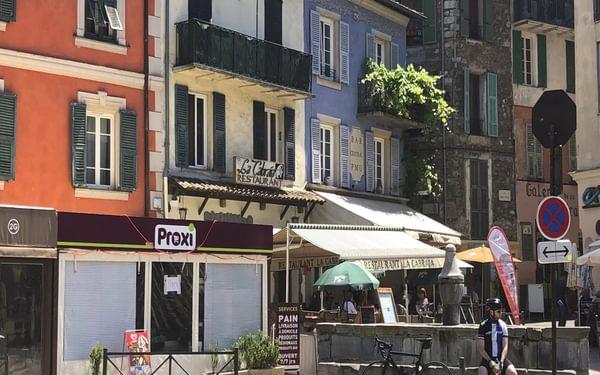 Sospel Is A Popular Retreat From The Coast