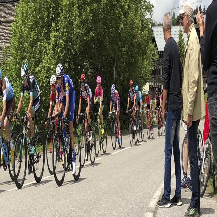 The Dauphine Cycle Race 2018