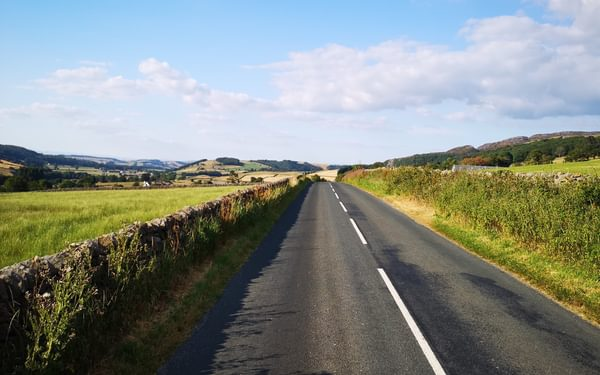A lovely training ride in the outskirts of Lancaster
