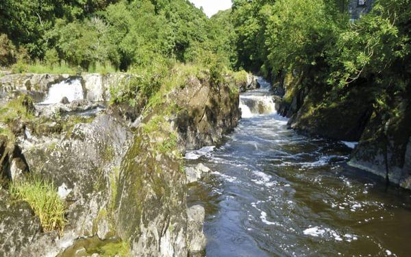 Afon Teifi At Cenarth