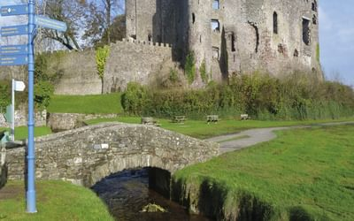 Magnificent Ruins Of Laugharne Castle