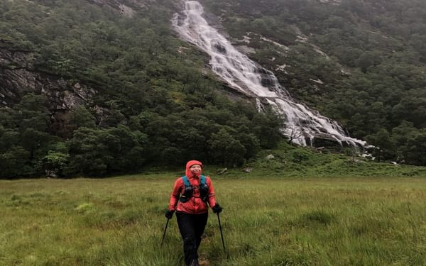 The Mighty Steall Falls