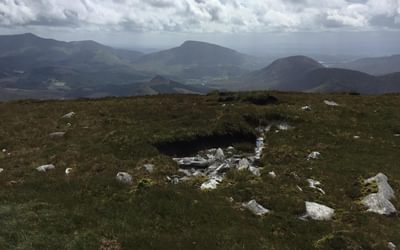 1  Looking South From Nephin Beg