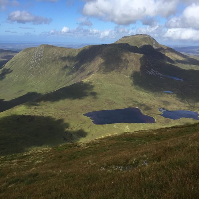 Slieve Carr from Nephin Beg