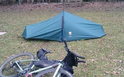 formal campsites can be invaluable on long trips
