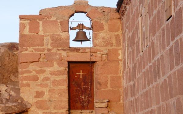 Church on top of Mt Sinai