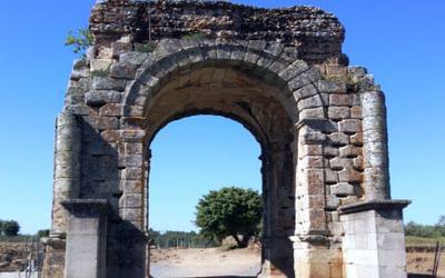 Arco Romano Caparra