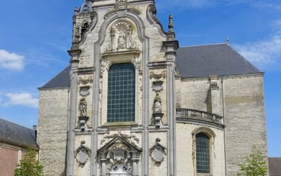 Averbode Abbey (Flanders)