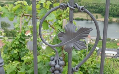 Celebrating grapes in the Moselle valley (Luxembourg)