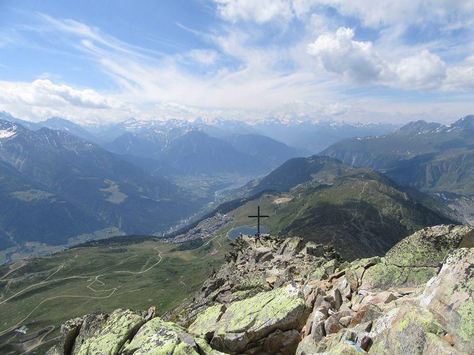 Bettmerhorn Summit
