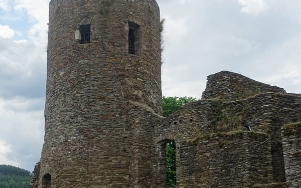 Burg Reuland Castle