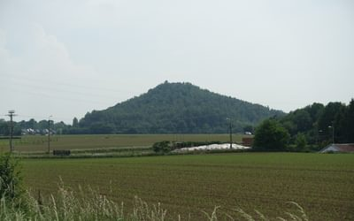 Slag heap in Wallonia